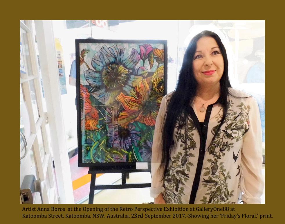 ANNA BOROS ARTIST